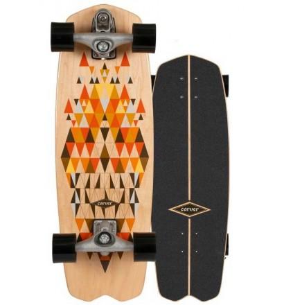 surfskate Carver Spectra 28,25'' C7