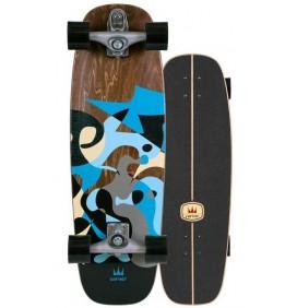 surfskate Carver Blue Ray 30'' C7