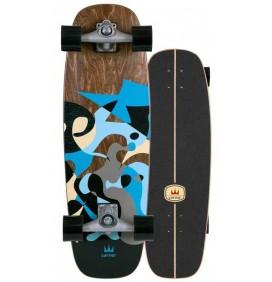surfskate Carver Blue Ray 30'' Cx