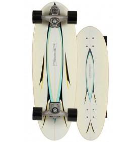 Prancha de surfskate Carver Nomad 30,25'' C7