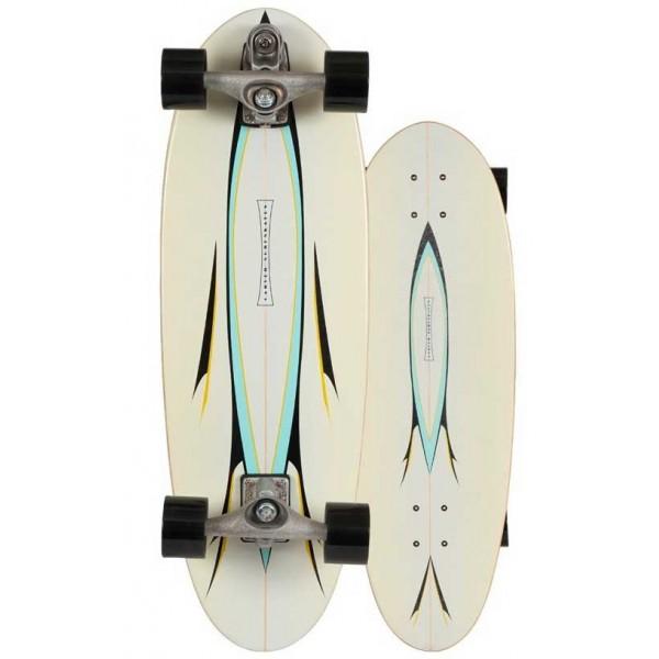 Imagén: surfskate Carver Nomad 30,25