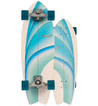 Prancha de surfskate Carver Emerald Peak 30'' Cx