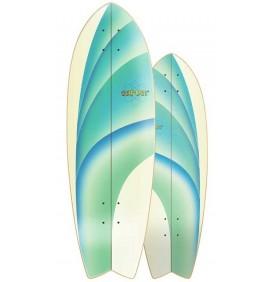 surfskate Carver Emerald Peak 30''