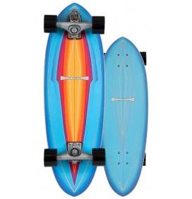 Planche de surfskate Carver Blue Haze 31'' C7