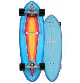 Prancha de surfskate Carver Blue Haze 31'' Cx
