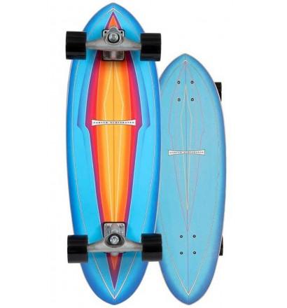 Planche de surfskate Carver Blue Haze 31'' Cx