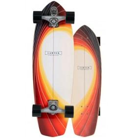 Prancha de surfskate Carver Glass Off 32'' C7