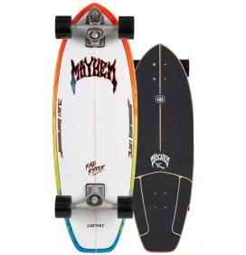 Prancha de surfskate Carver Lost Rad Ripper 31'' C7