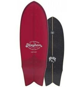Tabla de surfskate Carver Lost RNF Retro 29,5''