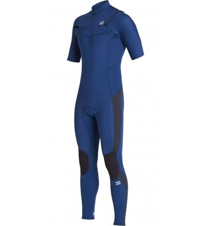 Wetsuit Billabong Absolute 2mm Short sleeve