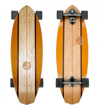 Tabla de surfskate Slide Diamond 32'' Waimea