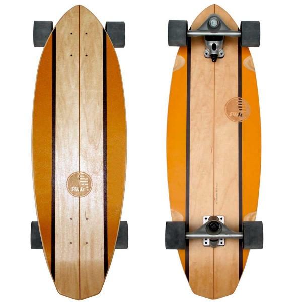 Imagén: Prancha de surfskate Slide Diamond 32