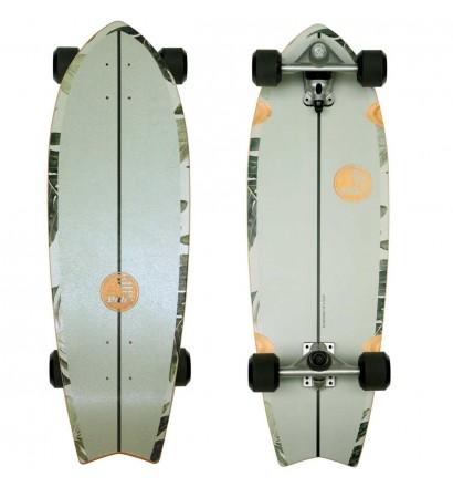 surfskate Slide  Fish Pavones 32''