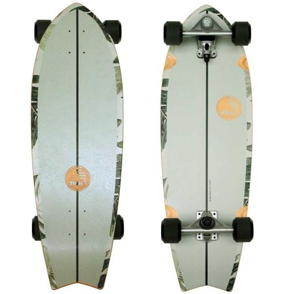 Imagén: Planche de surfskate Slide Fish Pavones 32