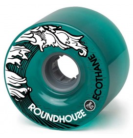 Carver Roundhouse Eco-Mag 75mm Rollen