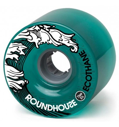 Carver Roundhouse Eco-Mag 75mm wielen