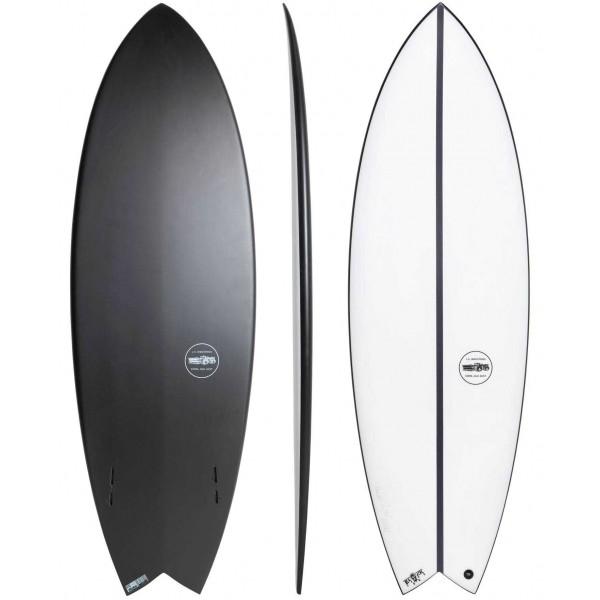 Imagén: Planche de surf JS Industries Black Baron EPS Carbon Fusion (EN STOCK)