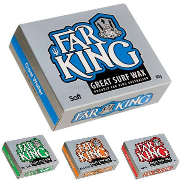 Imagén: Parafina Far King wax