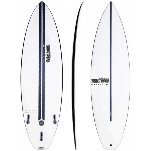 Imagén: Prancha de surf JS Industries Monsta Box HYFI