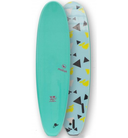 Surfbrett softboard Mobyk Classic Long