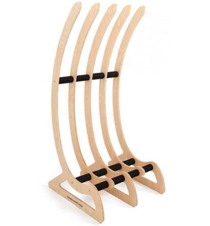 Suporte de prancha Ocean & Earth Timber Free standing rax