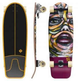 surfskate Flying Wheels Mummy 32''