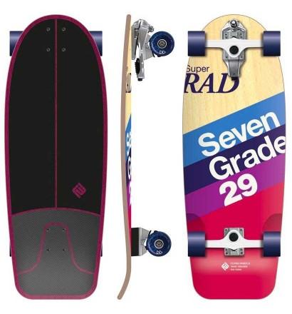 Prancha de surfskate Flying Wheels RAD 29''