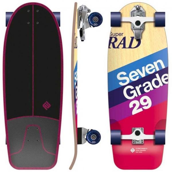 Imagén: Prancha de surfskate Flying Wheels RAD 29