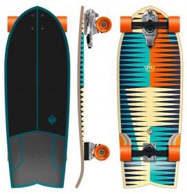surfskate Flying Wheels Spike 29''