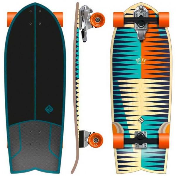 Imagén: surfskate Flying Wheels Spike 29