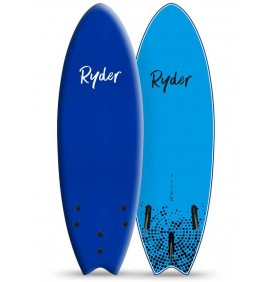 Tabla de surf softboard Ryder Fish (EN STOCK)
