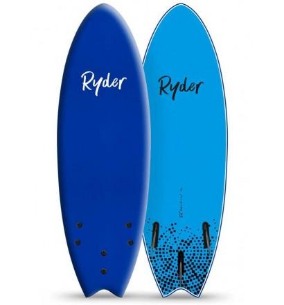 Prancha de surf softboard Ryder Fish (EM ESTOQUE)