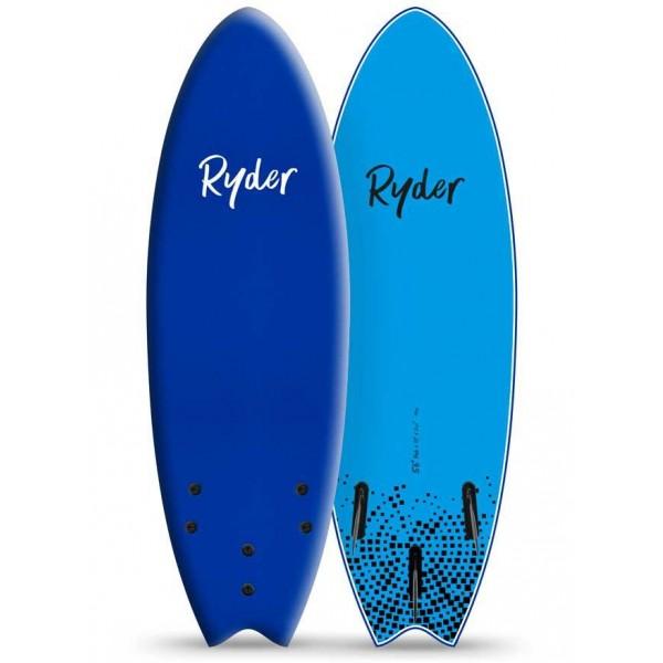 Imagén: Tabla de surf softboard Ryder Fish (EN STOCK)