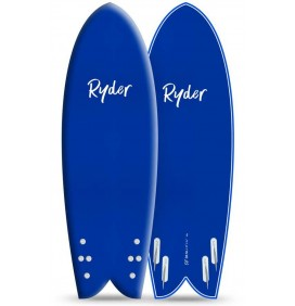 Surfbrett softboard Ryder Retro Fish (AUF LAGER)