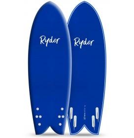 Surfplank softboard Ryder Retro Fish (OP VOORRAAD)