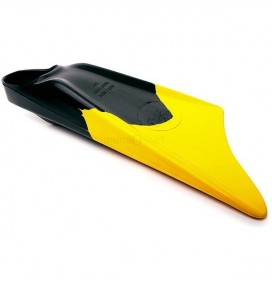 Bodyboard fins Limited Edition Black/yellow