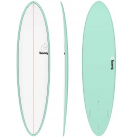 Surfboard Torq Funboard Pinline colour