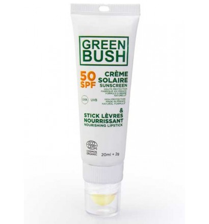 Sonnencreme Green Bush Combo SPF50