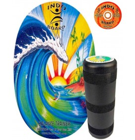 Indoboard Original Bamboo Beach