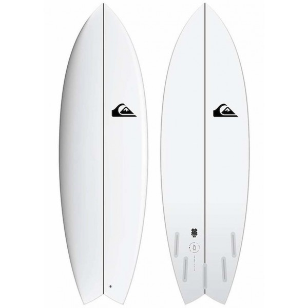 Imagén: Tabla de surf Quiksilver Bat PU (EN STOCK)