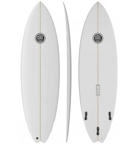 Tabla de surf fish SOUL Stumpy