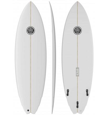 Planche de surf SOUL Stumpy