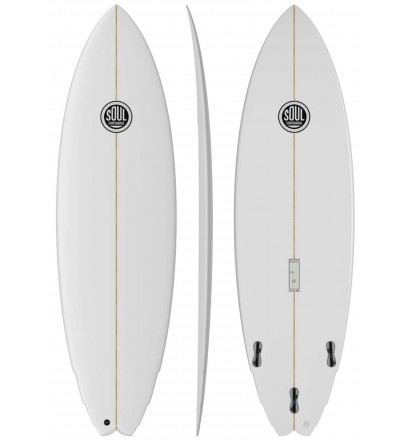 Surfboard SOUL Stumpy