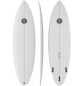 Surfboard fish SOUL Wasabi