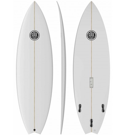 Surfboard SOUL SS