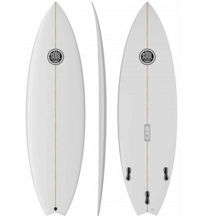 Tavola da surf shortboard SOUL SS