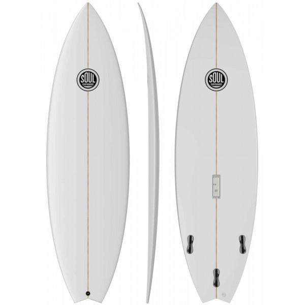 Imagén: Prancha de surf SOUL SS