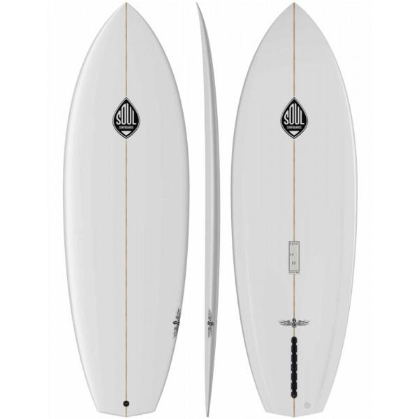 Imagén: Planche de surf SOUL Middle Finger