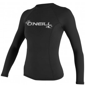 O´Neill Basic Skins Rash guard LS Womens
