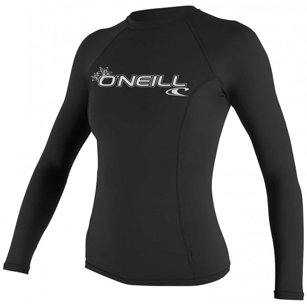 Imagén: O´Neill Basic Skins Rash guard LS Womens